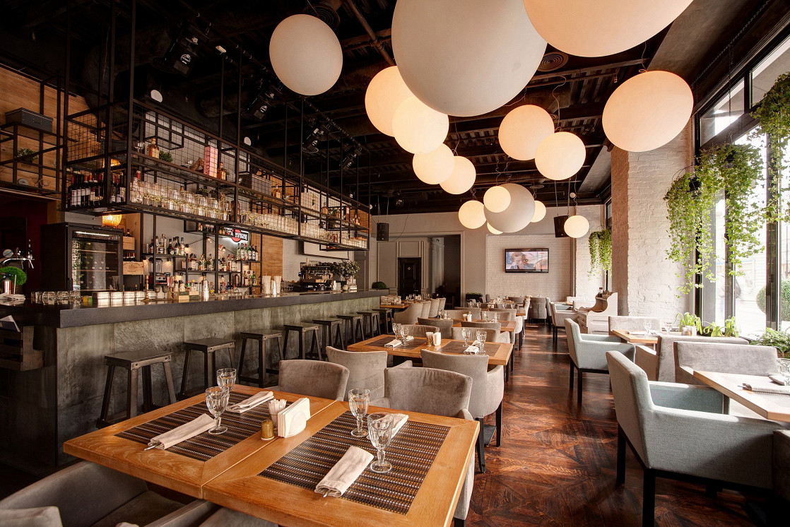Ресторан Lova Lova Multibar - фотография 10