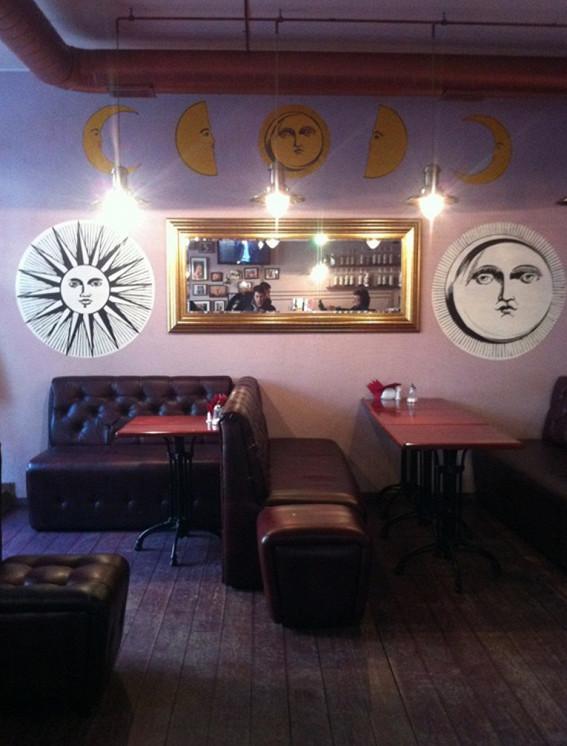 Ресторан Friends Café - фотография 2