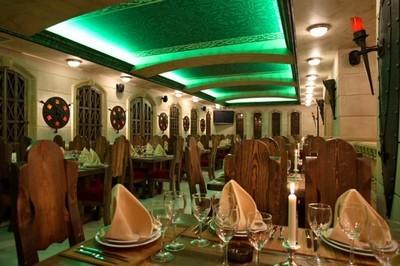 Ресторан Замок огня - фотография 11