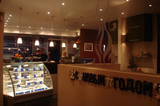 Ресторан Wayne's - фотография 2 - Европейская кухня.