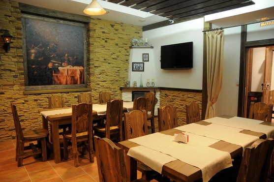 Ресторан Бир Хоф - фотография 37 - Банкетный