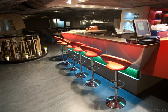 Ресторан Rete - фотография 9