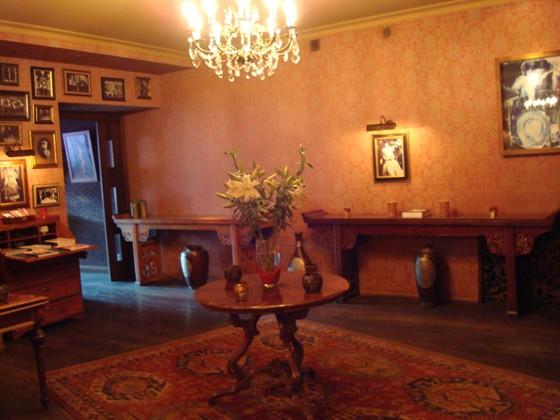 Ресторан Вертинский - фотография 2 - знакомство с рестораном