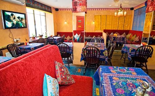 Ресторан Кальян-плейс - фотография 5