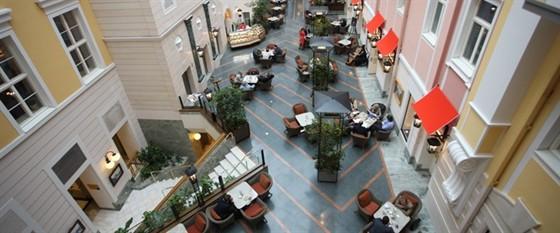 Ресторан Mezzanine - фотография 1