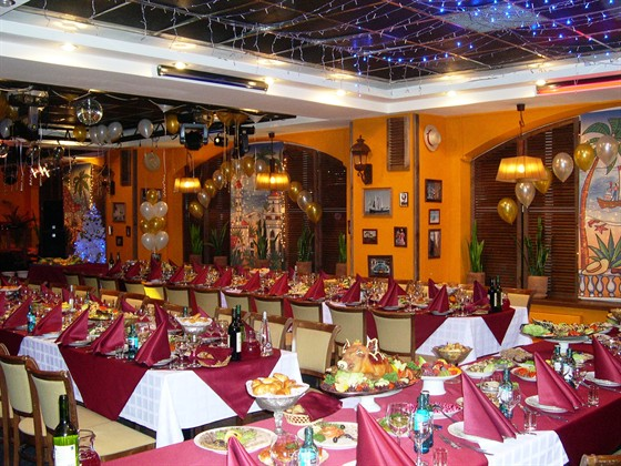 Ресторан Varadero - фотография 13 - Отличная кухня, предупредительный сервис, теплая атмосфера - незабываемый банкет!!!