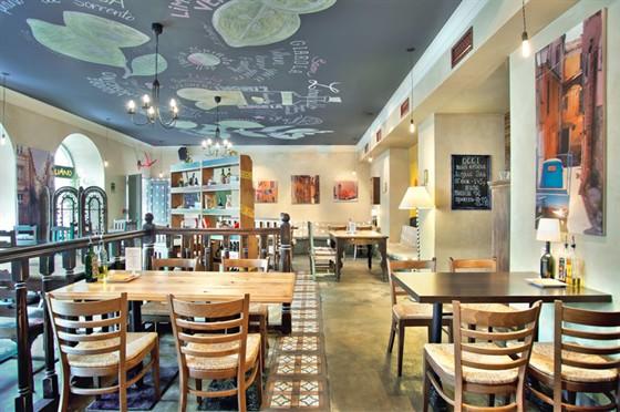 Ресторан Limoncello - фотография 31