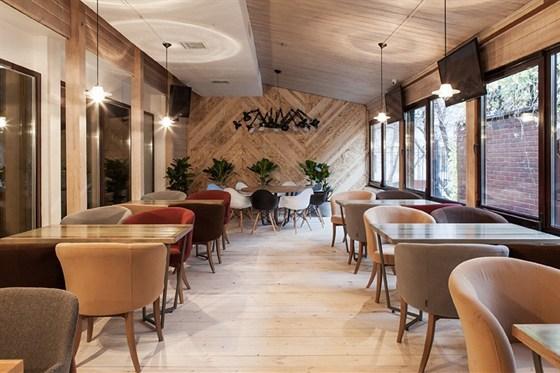 Ресторан Wine & Soul - фотография 7 - Поющий зал