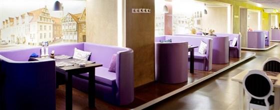 Ресторан Абсолют - фотография 6 - Итальянский зал