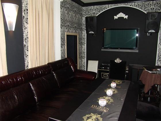 Ресторан Дуэты - фотография 2 - VIP комната