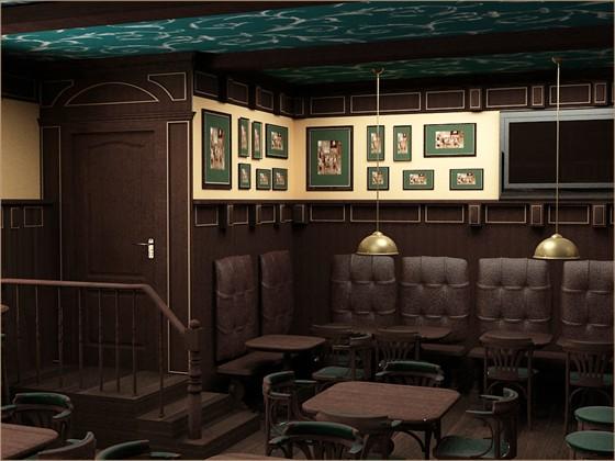 Ресторан Union Jack - фотография 1