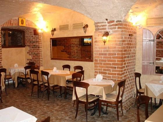 Ресторан Пироговая лавка - фотография 1 - Банкетный зал на 35-40 человек