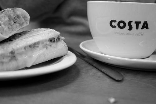 Ресторан Costa Coffee - фотография 7