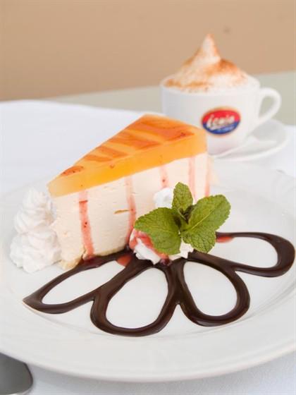 Ресторан Benvenuti - фотография 8 - Вкусненько было!