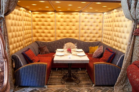 Ресторан Шафран - фотография 3