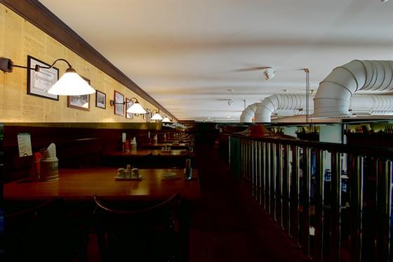 Ресторан Пилзнер - фотография 7 - Интерьер
