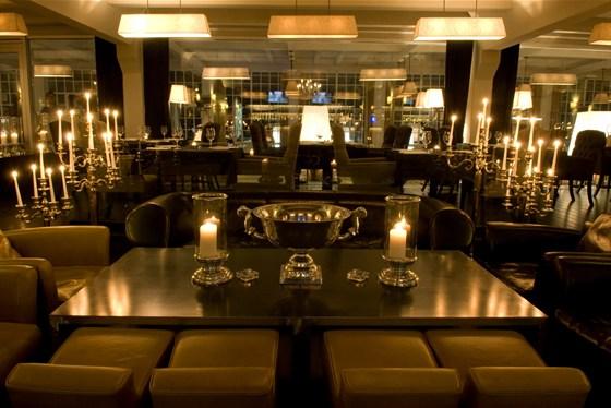 Ресторан Royal Bar - фотография 4 - Основной зал