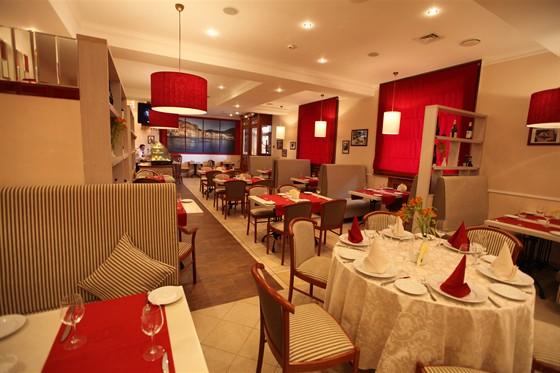 Ресторан Тото - фотография 1 - Кафе на Соколе