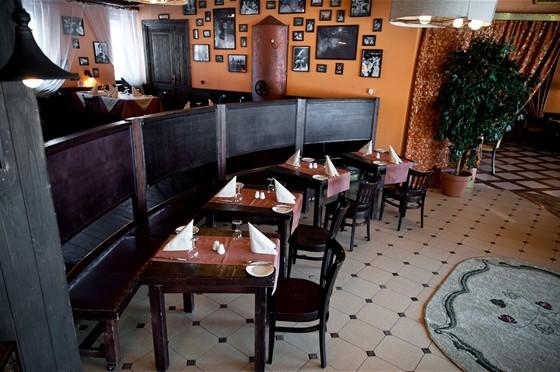 """Ресторан Баден-Баден - фотография 10 - Зал """"Панорама"""""""