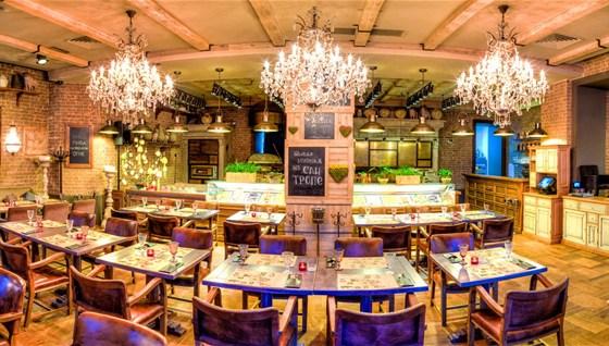 Ресторан Lookcafé - фотография 20