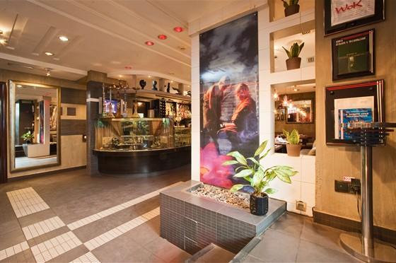 Ресторан Wok - фотография 4 - Кофейня