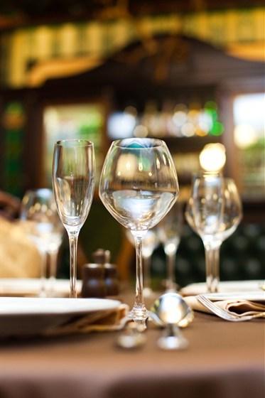 Ресторан Greenwich - фотография 2 - Обеденный зал в классическом Викторианском стиле на 50 персон.