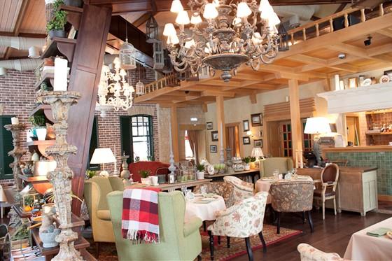 Ресторан Беллуччи - фотография 10