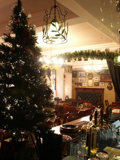 Ресторан Зеленый король - фотография 3