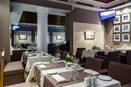 Ресторан Де Марко - фотография 4 - Де марко на Пушечной