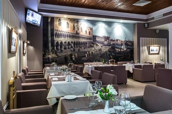 Ресторан Де Марко - фотография 7 - Де марко на Пушечной