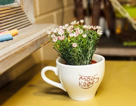 Ресторан Мой кофе - фотография 2 - Мой Кофе