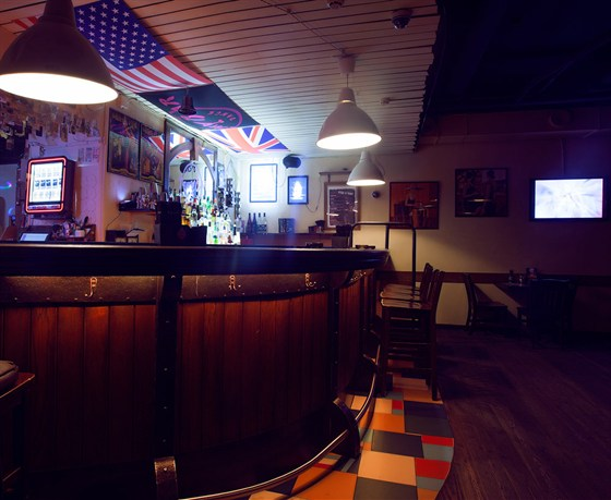 Ресторан Тема - фотография 7 - Второй бар