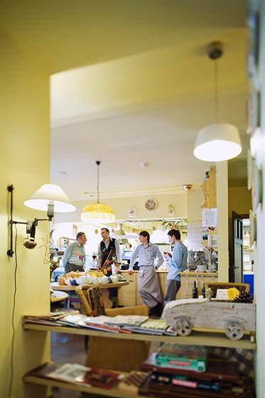 Ресторан Макаров - фотография 3