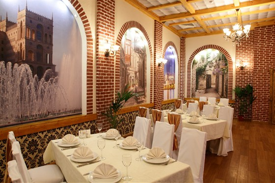 Ресторан Бакинский бульвар  - фотография 14