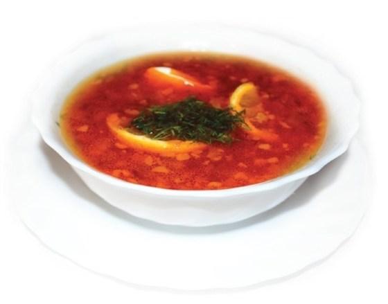 Ресторан Метрополь - фотография 11 - Солянка сборная мясная