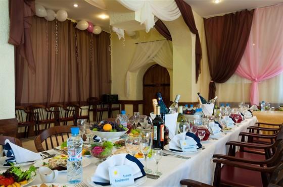 Ресторан А ля русс - фотография 5 - Банкетный зал