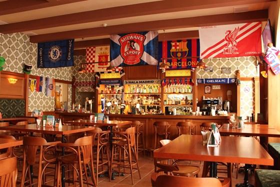 Ресторан Dark Patrick's Pub - фотография 2