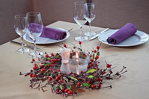 Ресторан Рябина - фотография 9