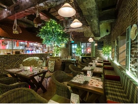Ресторан Villa della pasta - фотография 13
