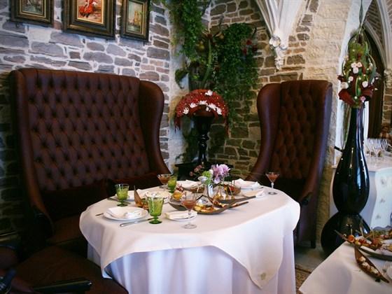 Ресторан Château de fleurs - фотография 4