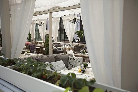 Ресторан Sorbetto - фотография 8