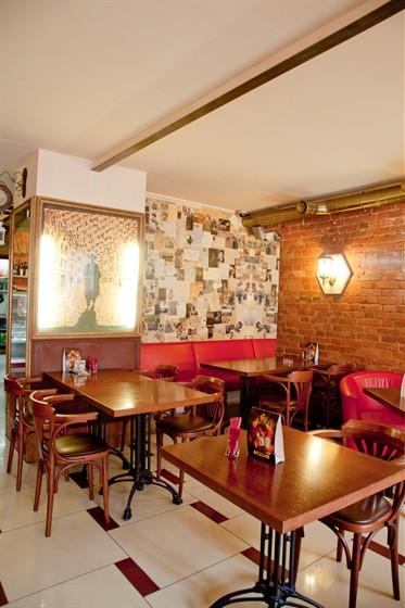 Ресторан Life Café - фотография 12