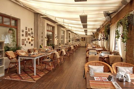 Ресторан Мамалыга - фотография 2