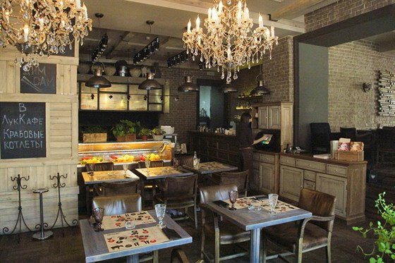 Ресторан Lookcafé - фотография 1