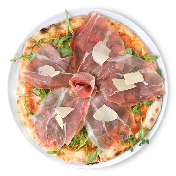 Ресторан La Fenice - фотография 16 - Пицца парма