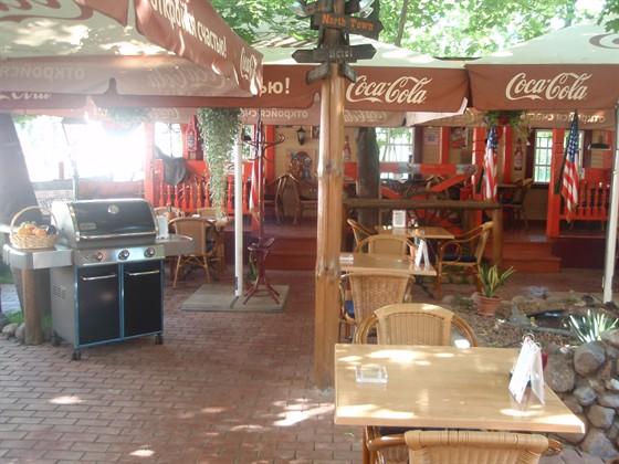 Ресторан Louisiana - фотография 1 - Летняя веранда