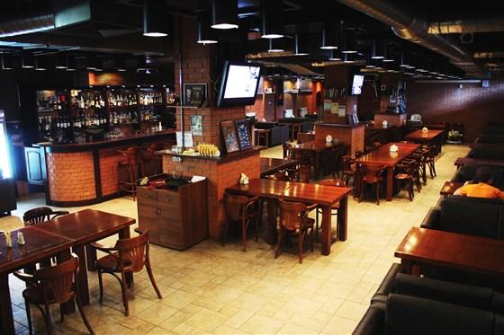 Ресторан Глиссада - фотография 7 - Общий вид