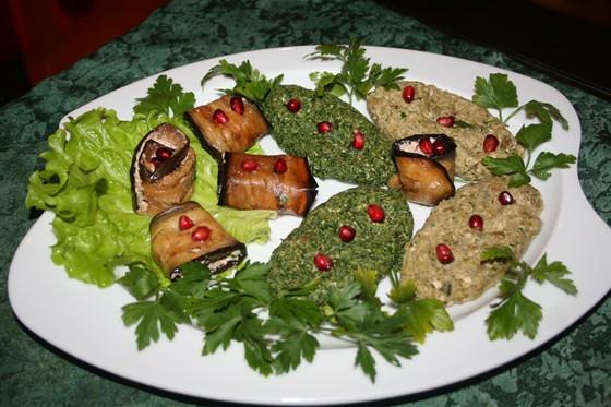 """Ресторан Катик - фотография 2 - Это блюдо готовят в ресторане """"КАТиК"""""""