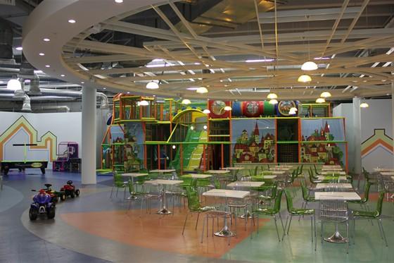 Ресторан Прыг-скок - фотография 2 - Кафе-ресторан