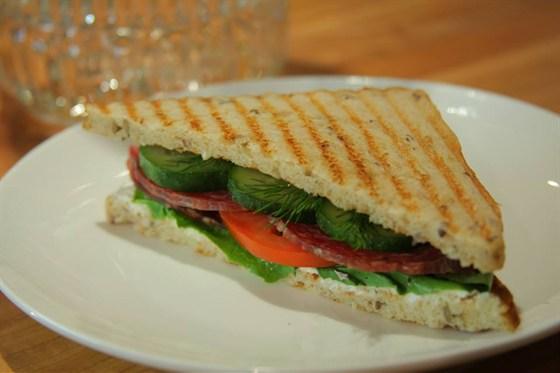 Ресторан Сэндвич-бар - фотография 19
